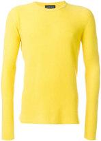 Roberto Collina rib knitted sweater