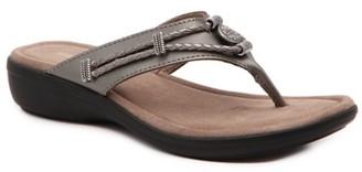 Minnetonka Silverbay Wedge Sandal