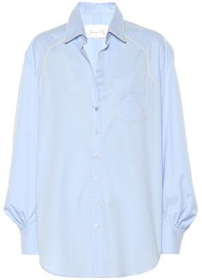 Johanna Ortiz Heaven's Door poplin shirt
