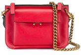 Marni Pocket shoulder bag - women - Calf Leather - One Size