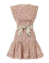 Zimmermann Kirra Flounce Short Dress