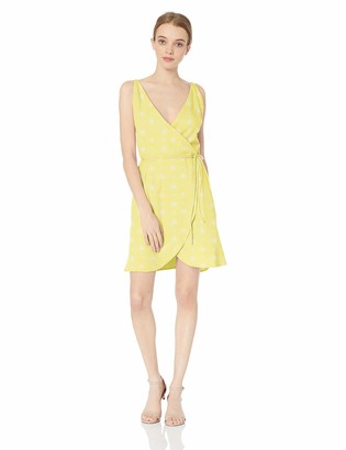 Volcom Junior's Women's Things Change Cami Wrap Dress