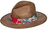 Roxy Junior's Here We Go Straw Panama Hat