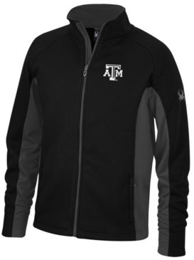 Lids Spyder Men's Texas A & M Aggies Constant Full-Zip Sweater Jacket