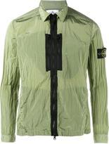 Stone Island Green Lightweight Jacket - men - Polyamide - XXL