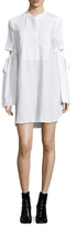 BCBGMAXAZRIA Casual Cotton Dress