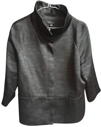 Ann Taylor Black Cotton Jacket for Women
