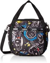 Le Sport Sac 8056 G057 Small Jenni Crossbody Bag