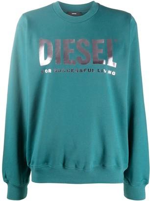 Diesel F-ANG logo sweater
