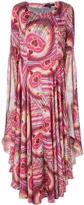 Manish Arora psychedelic printed dress