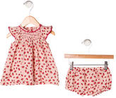 Stella McCartney Girls' Printed Dress & Bloomers Set