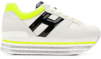 Hogan 422 low-top sneakers