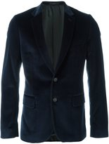 Paul Smith tailored fit blazer - men - Cotton/Cupro - 56