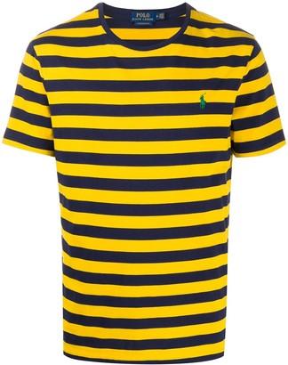 Polo Ralph Lauren striped basic T-shirt