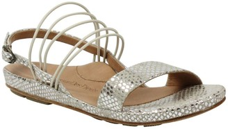 L'Amour des Pieds Leather Sandals - Demming