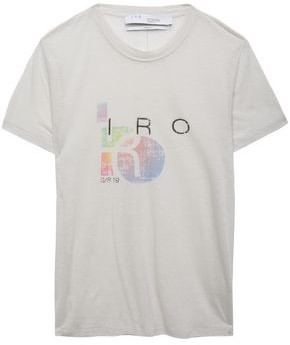 IRO Inspring Cotton-blend Jersey T-shirt