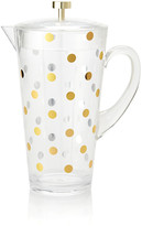 Kate Spade 'Raise a Glass' Pitcher - Gold