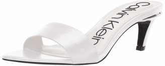 Calvin Klein Women's Gallia Heeled Sandal