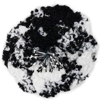 Philosophy di Lorenzo Serafini Floral Wool-Blend Brooch