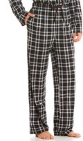 Tommy Bahama Modal Vintage Plaid Knit Pajama Pants