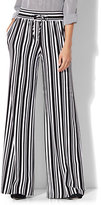 New York & Co. 7th Avenue - Drawstring Palazzo Pant