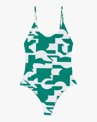 Mikoh Portugal 2 One Piece Swimsuit
