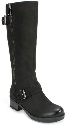 White Mountain Footwear Blackbird Faux Leather Riding Boot