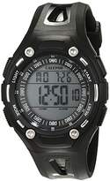 Calypso Unisex Digital Watch with LCD Dial Digital Display and Black Plastic Strap K5666/6