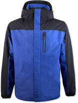 Hawke & Co Men's Big & Tall Wind-Stopper Hooded Jacket