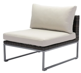 ZUO Malibu Middle Chair