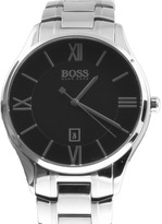 HUGO BOSS 1513488 Governor Watch Silver