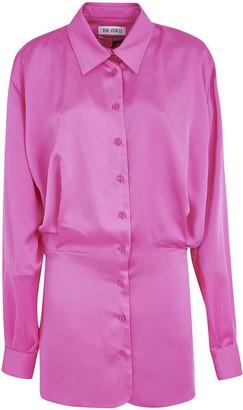 ATTICO The Satin Shirt Dress