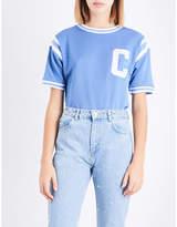 Claudie Pierlot Varsity jersey T-shirt