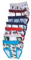 Thomas & Friends Toddler Boys' (2T-4T) 7-Pack Thomas Cotton Underwear