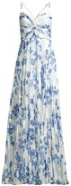 Shoshanna Girona Floral Maxi Dress