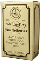 Taylor of Old Bond Street Sandalwood Bath Soap 200g - Pack of 6