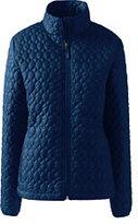 Classic Women's Plus Size Packable Primaloft Jacket-Soft Magenta