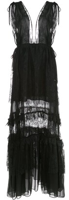 Alexis Umbria lace gown