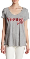 South Parade Valerie French Kiss Tee
