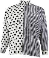 Non Signé / Unsigned Non Signe / Unsigned Multicolour Cotton Shirts