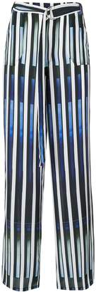 Nicole Miller Piano Keys trousers