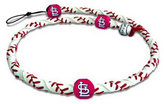 Game Wear St. Louis Cardinals Frozen Rope Necklace