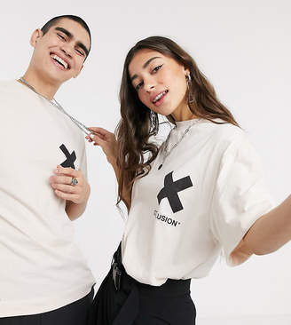 Off-White Collusion COLLUSION Unisex logo t-shirt in