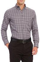 Daniel Cremieux Signature Long-Sleeve Double-Face Plaid Woven Shirt
