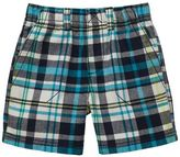 Carter's Pull-On Plaid Shorts