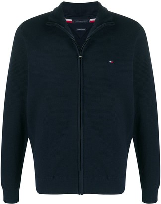 Tommy Hilfiger Zipped Sweater