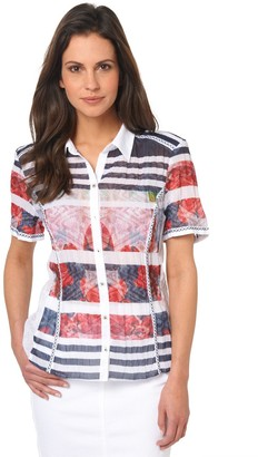 Bonita Women's 1205289 Blouse