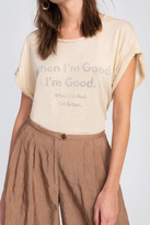 Wildfox Couture Good & Bad Tee