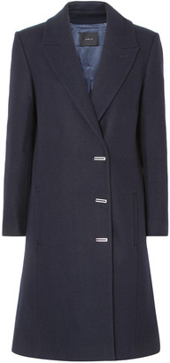 Dion Lee Wool-blend Felt Coat