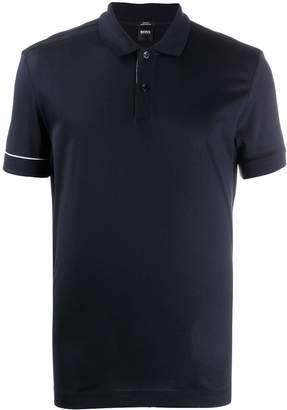 BOSS lightweight polo shirt